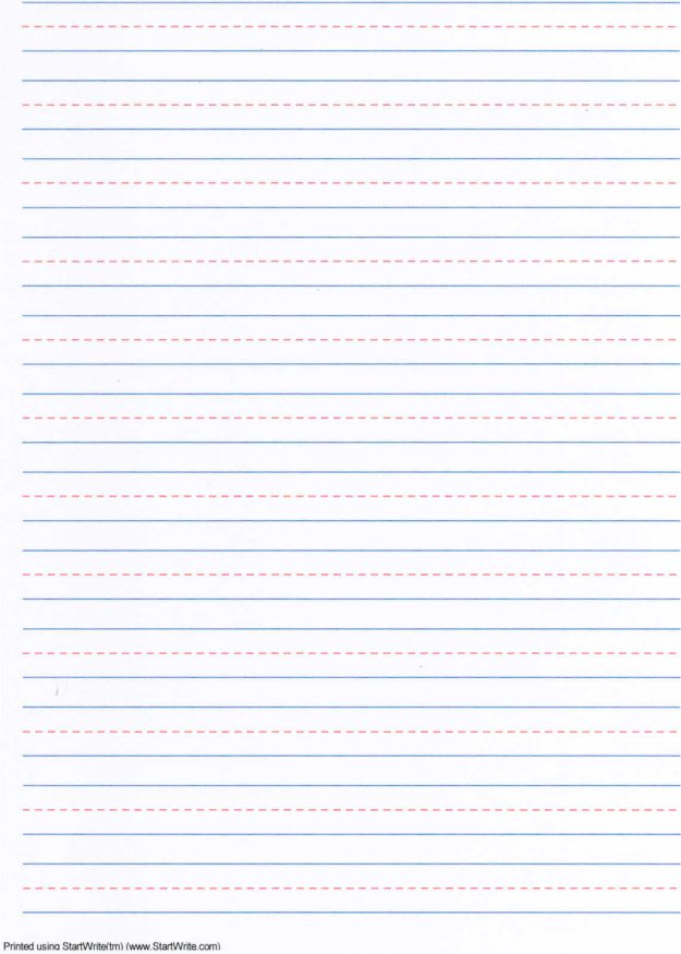 intermediate lined writing paper Printable lined paper for home and classroom, free from activity village choose from many different styles and designs to suit all ages, and print quickly and easily.